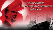 19.05.2012 (Kutlama) 19 Mayıs Atatürk' ü Anma Gençlik ve Spor Bayramı...